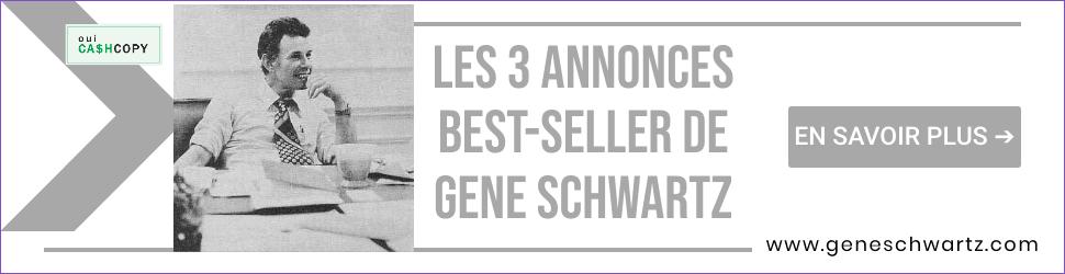 Les 101 Annonces Best-Sellers d'Eugène Schwartz