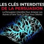 Livre Les Clés Interdites de la Persuasion - Blair Warren